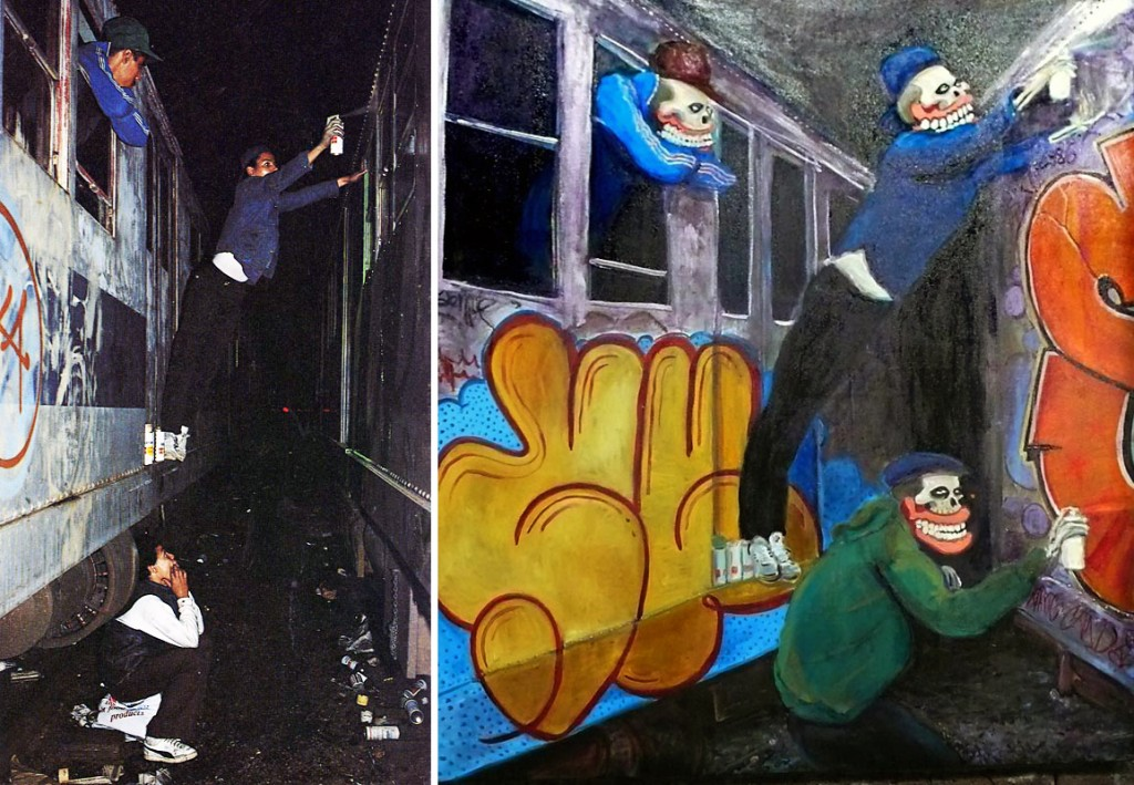 Brooklyn-Street-Art-Train-Writers-SweetToof-and-the-original-Martha-Cooper