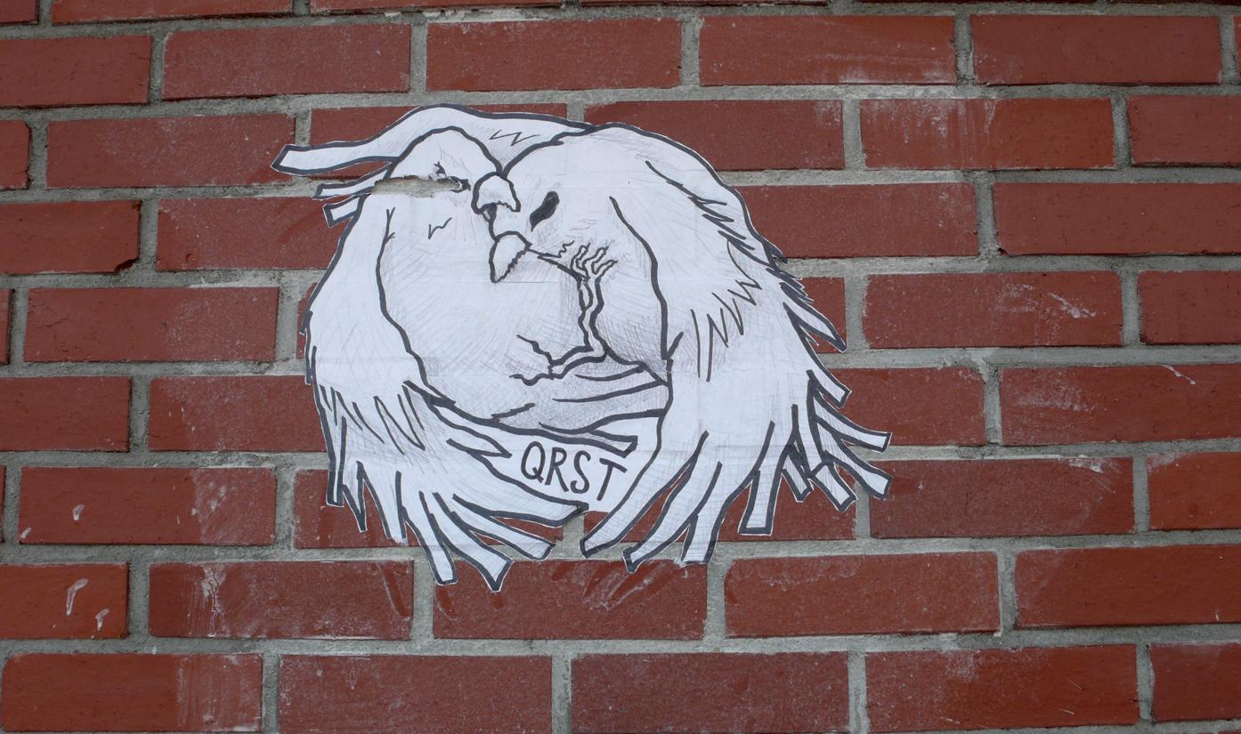 QRST Magic Kindom: Thinking Critters on the Street