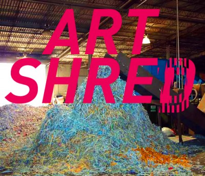 Bring your art to Shred with Celso and Friends