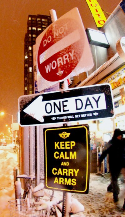 Don't Worry, One Day