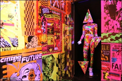 Rumor has is that there will be a line of Faile bongs out in time for Christmas. (photo © Ian Cox)