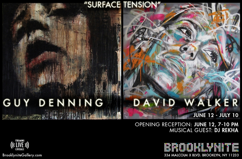 Guy Denning and David Walker