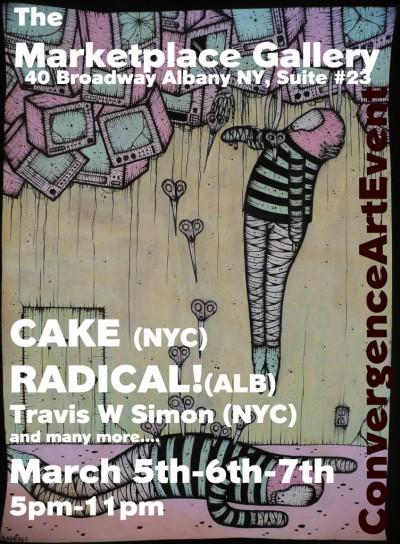 flyer by RADICAL!