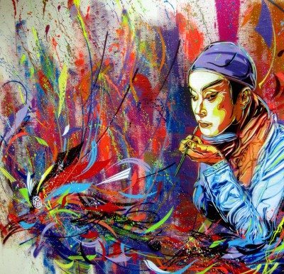 C215 had this entry in the Urbart Event, Institut de Gestion Supérieur (IGS), Toulouse