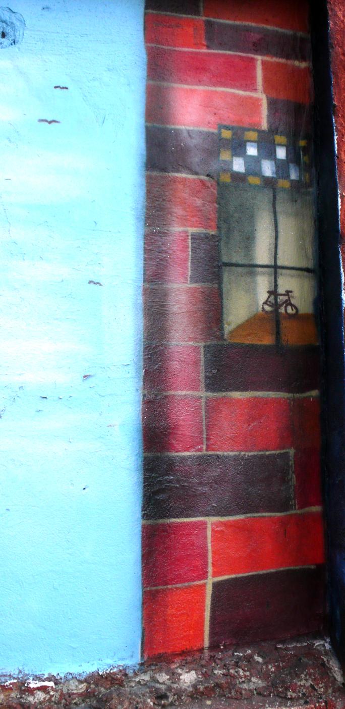 Veng front window detail