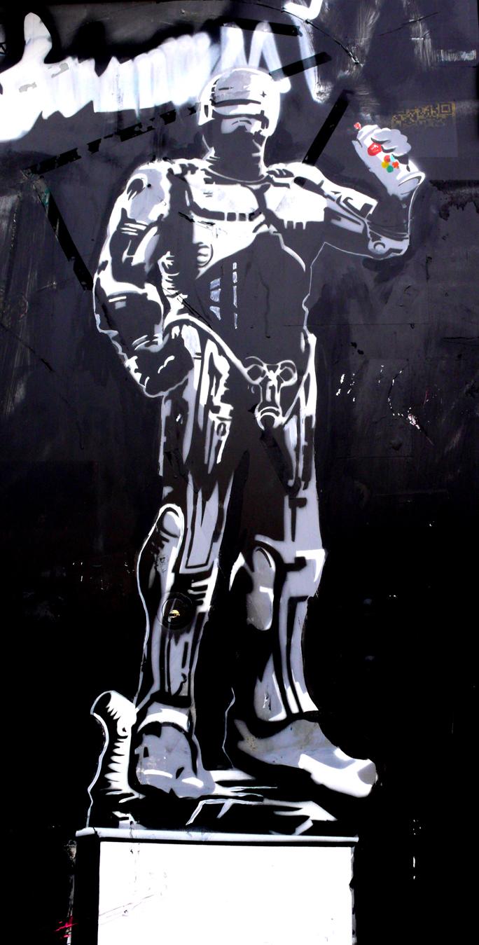 Poster Boy (detail)