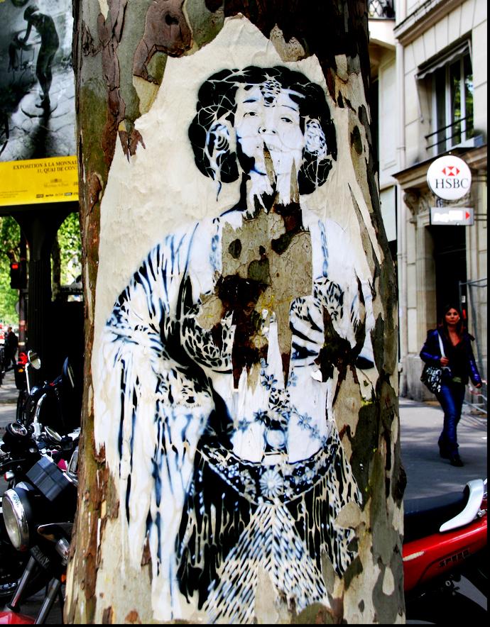 Quasikunst Boulevard de Sébastopol, Paris 4e http://www.flickr.com/photos/quasikunst/