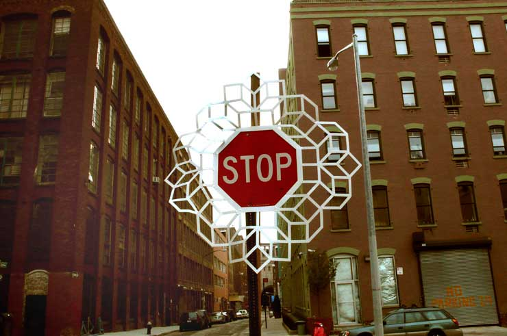 Don't Stop Aakash Nihalani! (Photo © Jaime Rojo)