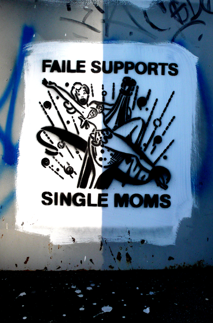 Faile Support Single Moms