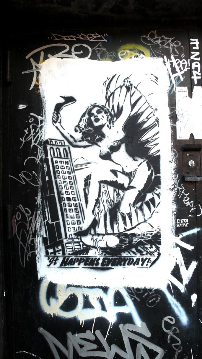 "Faile ""Happens Everyday!"""