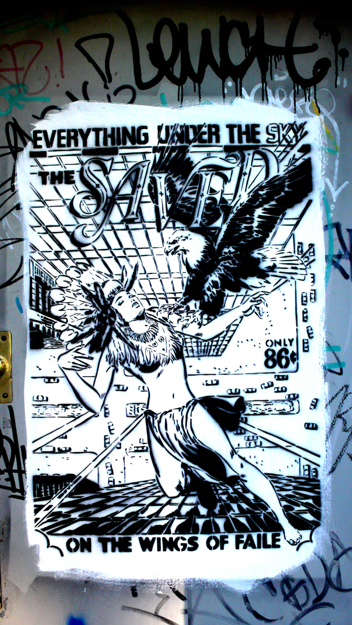 "Faile ""Everything under the sky on the wings of Faile"""