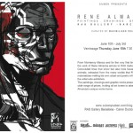 RAS Gallery Presents: Rene Almanza Solo Show. Paintings.Drawings.Graphics (Barcelona)