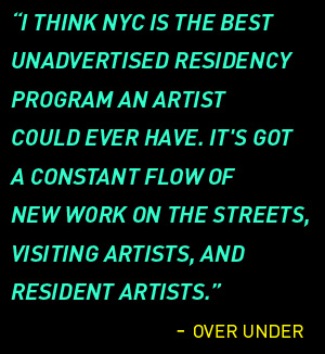 Brooklyn-Street-Art-Quote-OverUnder-residency