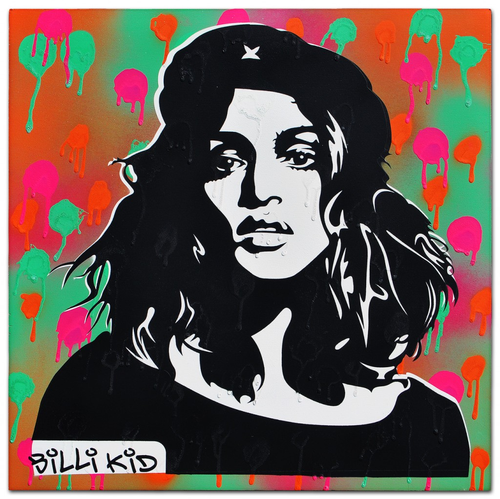 Billi Kid M.I.A. (Photo © Billi Kid)