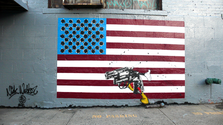 Nick Walker &quot;Amerikarma&quot;