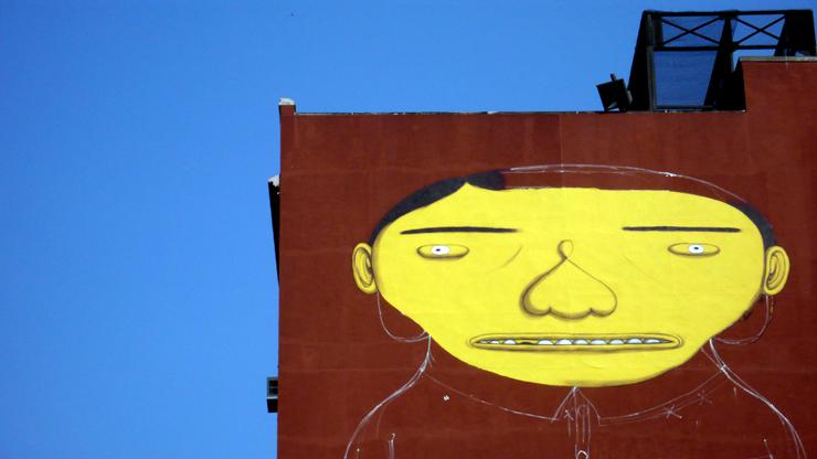 Os Gemeos (© Jaime Rojo)