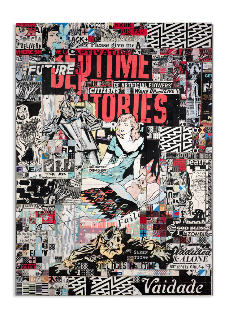 Perry Rubenstein Gallery Presents: Faile