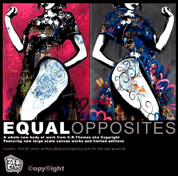 Zero Cool Gallery Presents: Copyright