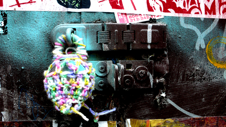 Padlock Cozy Photo © Jaime Rojo