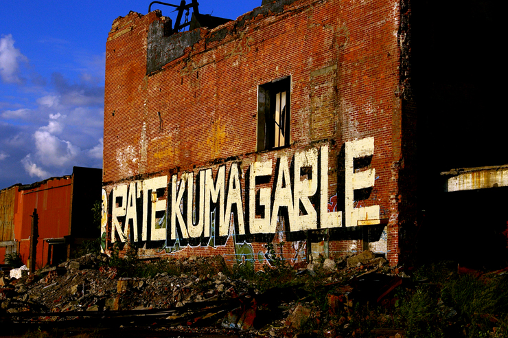 Rate. Kuma. Garle (Photo © Jaime Rojo)