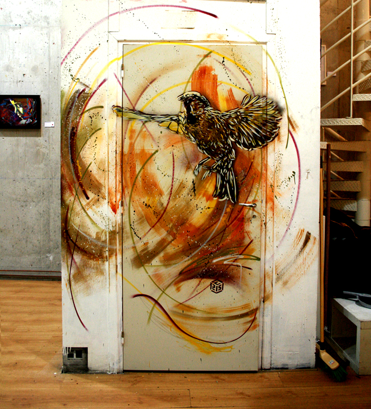 brooklyn-street-art-Indoor wallpaint_door-web