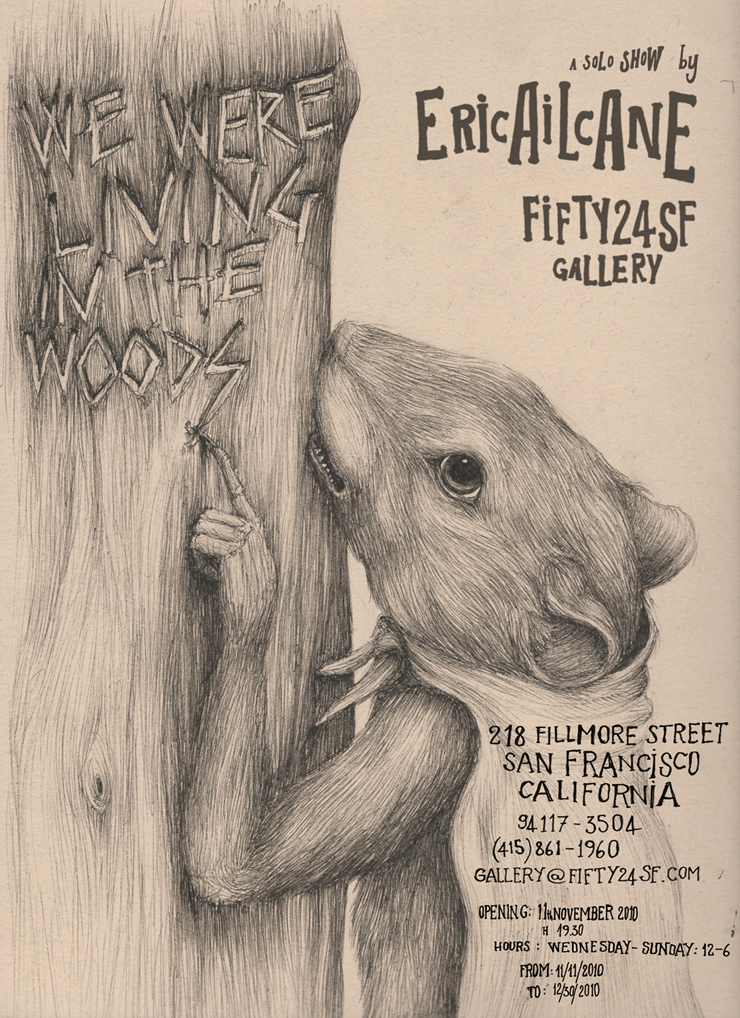 brooklyn-street-art-erica-il-cane-flier-fifty24sf-gallery