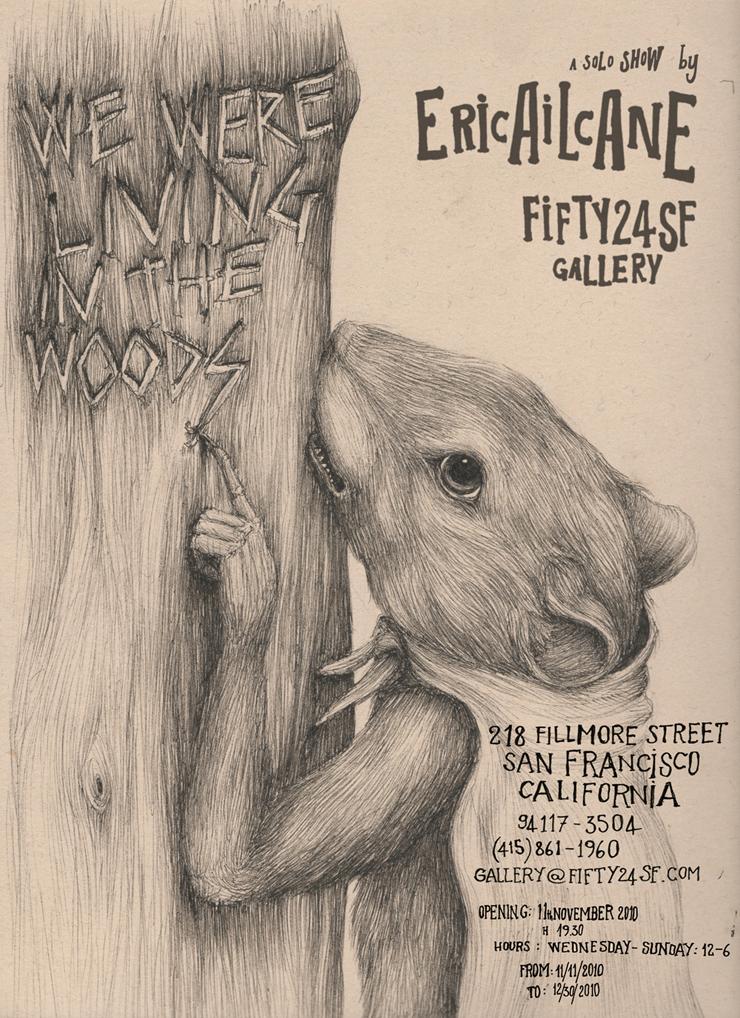 brooklyn-street-art-erica-il-cane-flier-fifty24sf-gallery