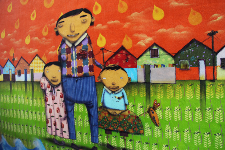 ICA Boston Presents: Os Gemeos First Solo US Exhibition (Boston, MA)