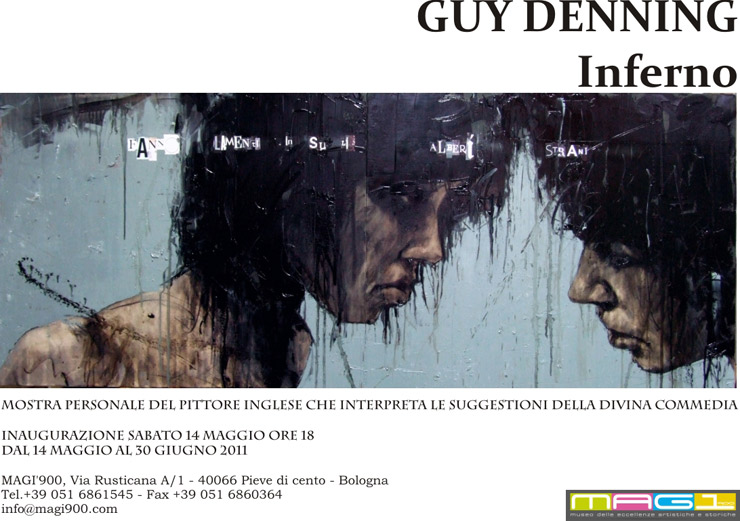 Maggi'900 Presents: Guy Denning: