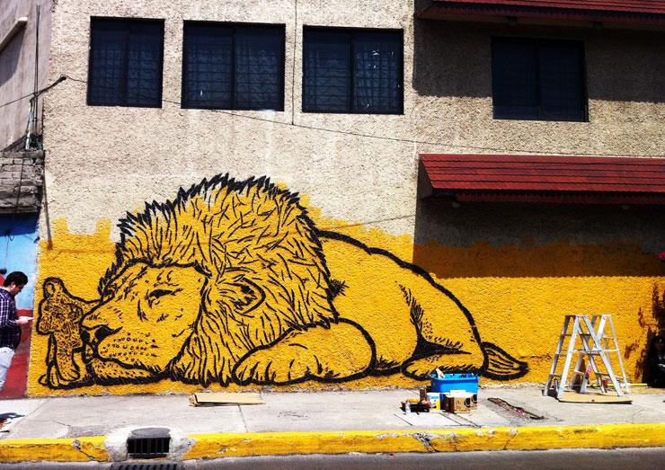 Broken Crow: A Mexican Travelog Part II : Brooklyn Street Art
