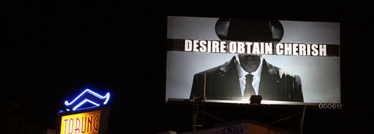 Your Billboard Has Been Adjusted: Desire Obtain Cherish
