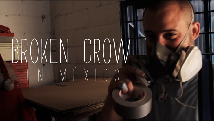 Brooklyn-Street-Art-Video-Still-Broken-Crow-en-mexico