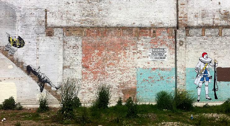 brooklyn-street-art-Banksy-clown-soldier-unknown-chicago-06-19-web
