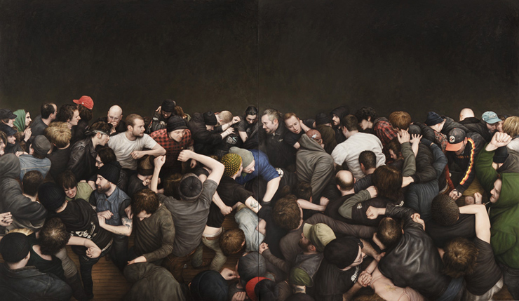 Jonathan Levine Gallery Presents: Dan Witz: