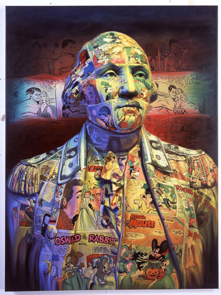 brooklyn-street-art-ron-english-lazarides-gallery-comic-washingto