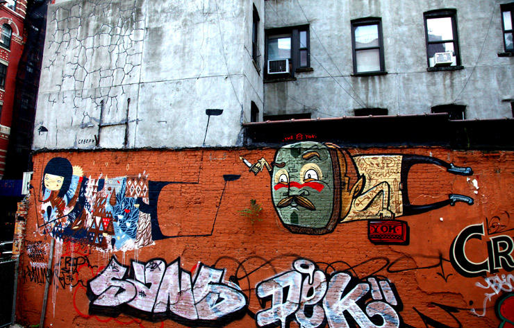 brooklyn-street-art-ludlow-walls-crest-art-gaia-nanook-general-howe-creepy-yok-laura-mayers-quel-beast-travos-w-simon-jaime-rojo-08-11-22-web