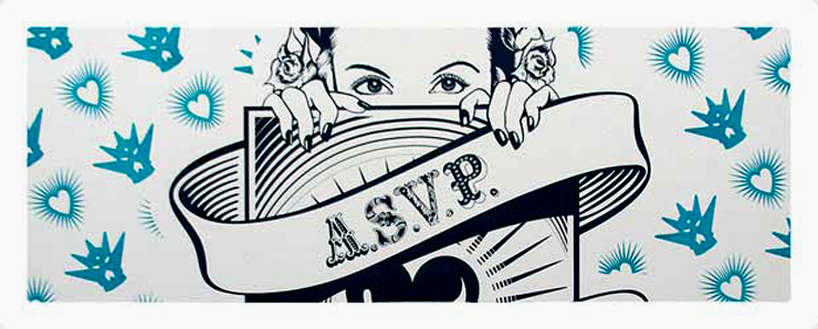 Black Book Gallery Presents: ASVP