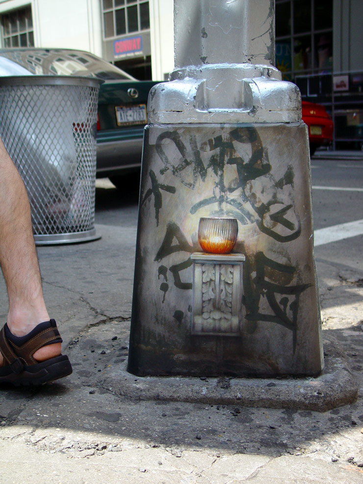 brooklyn-street-art-dan-witz-9-11-shrines- financial-district