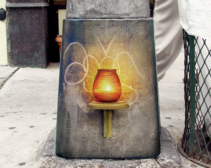 brooklyn-street-art-dan-witz-9-11-shrines- thompson-street