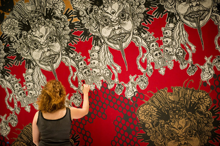 The Institute Of Contemporary Art, Boston Presents: Swoon