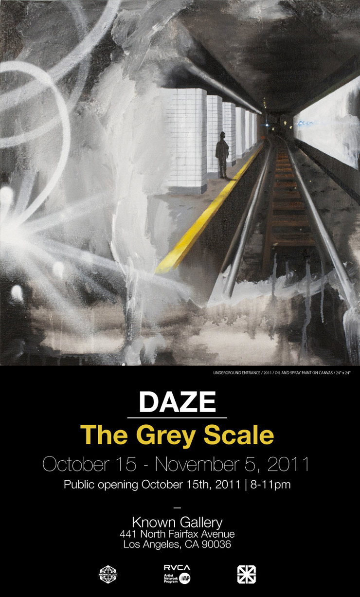 Known Gallery Presents: Daze
