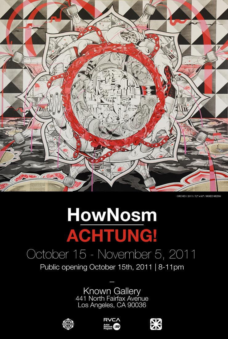 Known Gallery Presents: How & Nosm