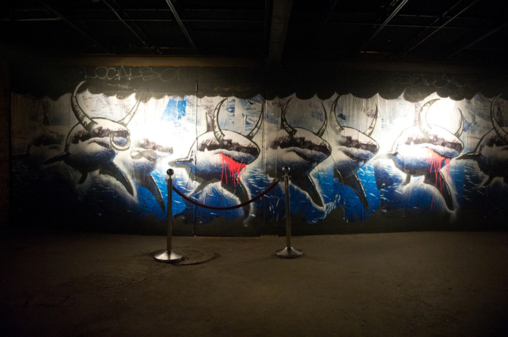 brooklyn-street-art-sage-vaughn-geoff-hargadon-the-minotaur-lazarides-gallery-london-10-11-web