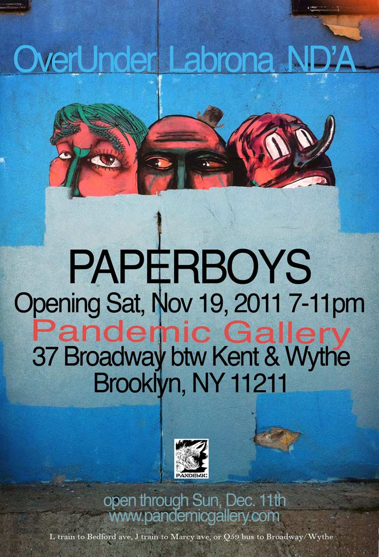 Pandemic Gallery Presents: