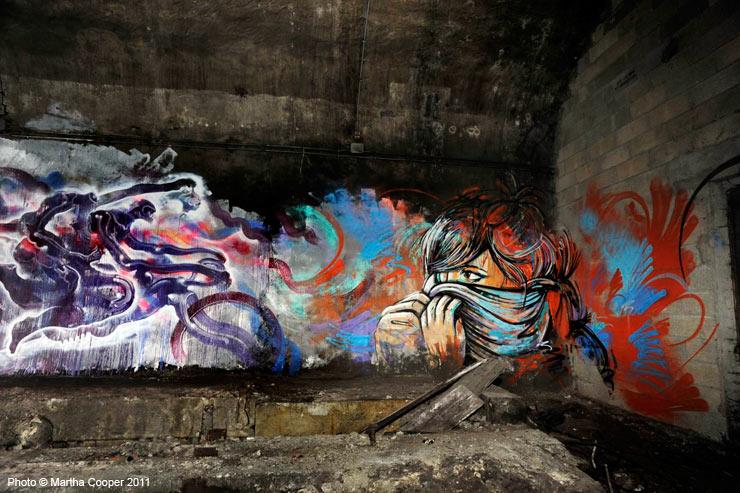 Futura Street Art