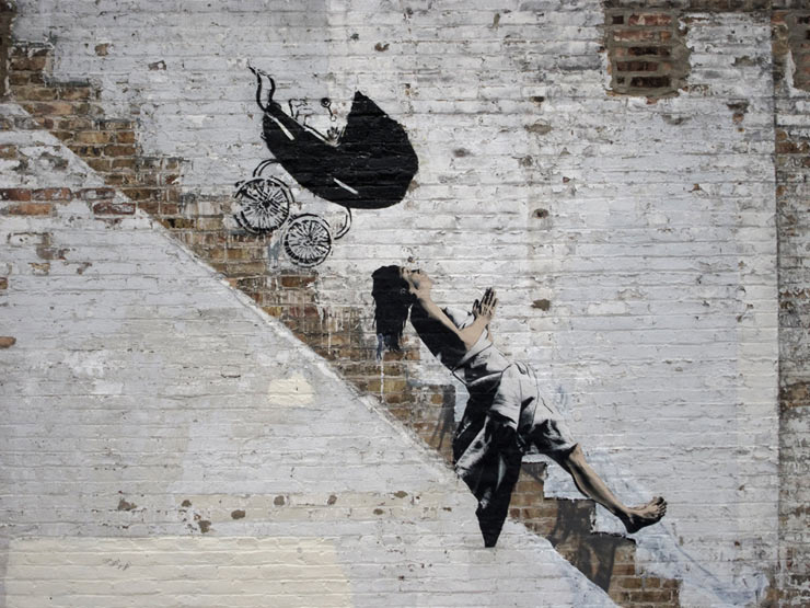 Specter Sidebusts Banksy in Chicago