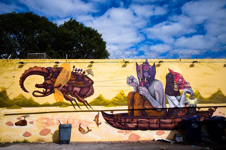Dorable Art Wall Miami Image - Wall Art Collections ...
