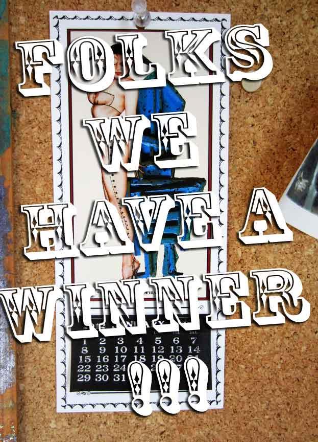 Winners of Stikman Calendar Announced
