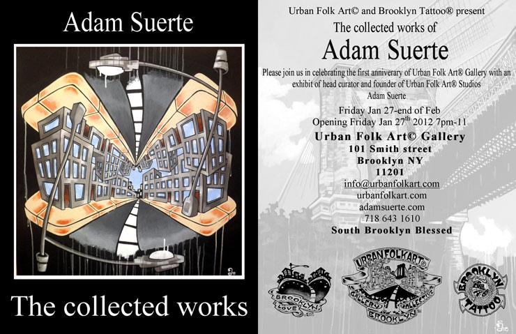 Urban Folk Art Gallery Presents: