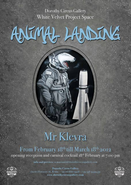 Dorothy Circus Gallery Presents: Mr. Klevra